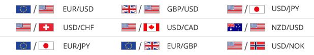 simbol dan pasangan mata uang forex dijelaskan